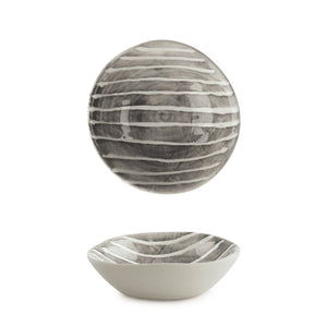 Bowl - Small Painted Stripe