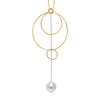 Tabitha Interstellar Necklace - Gold