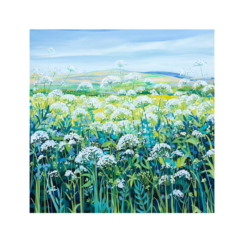 Anglesey Hedgerow XL Print