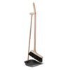 Long Handle Dustpan & Brush - Beech