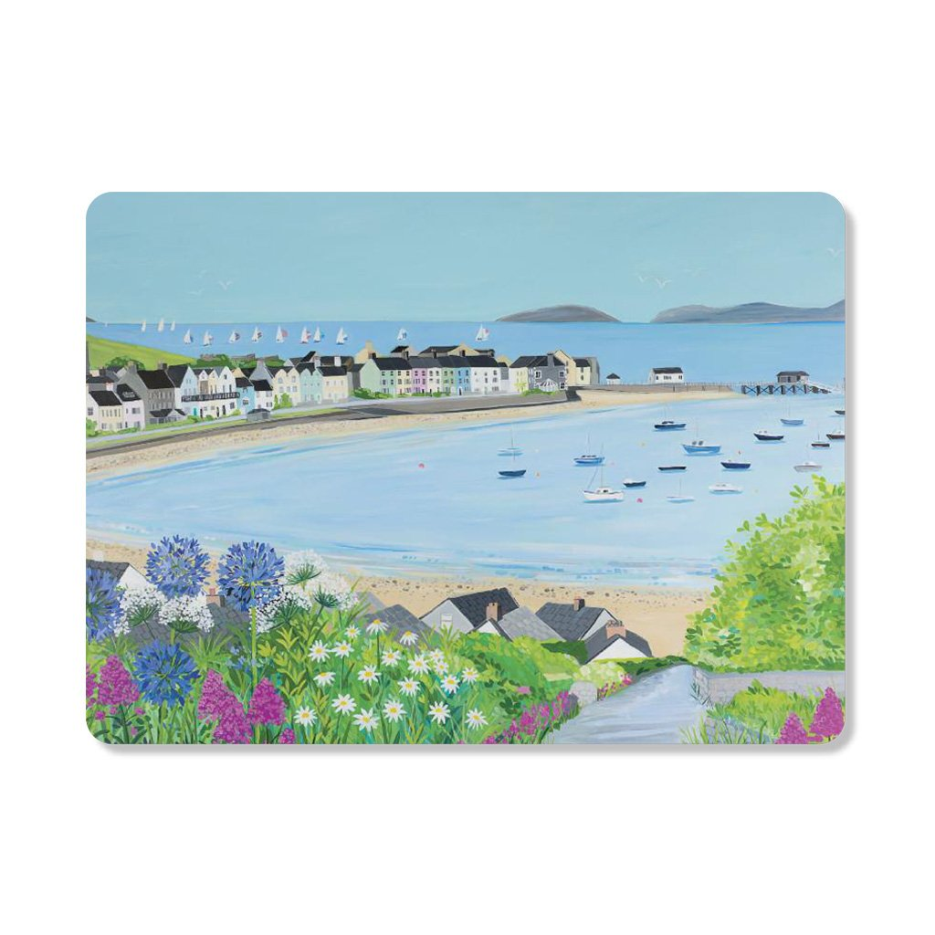 Beaumaris Bay Placemat by Janet Bell
