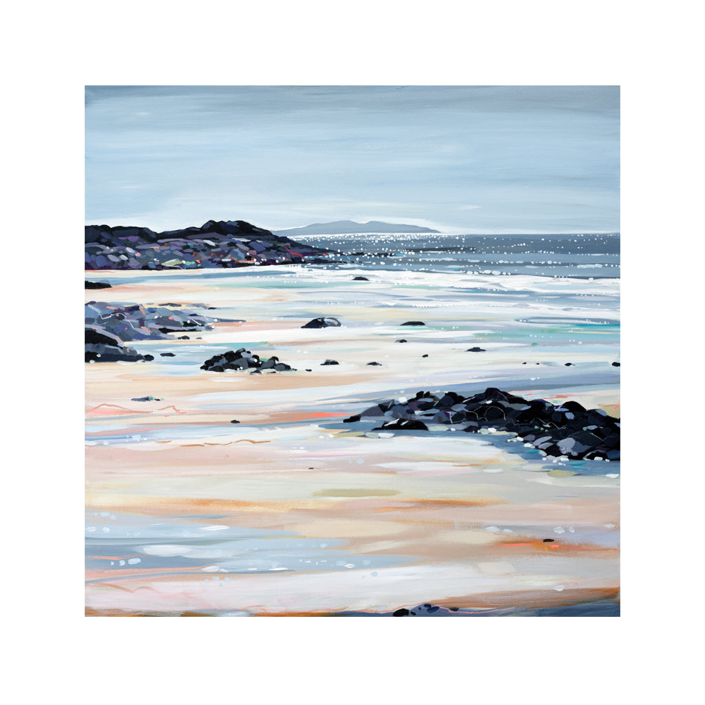 Church Bay Original Painting