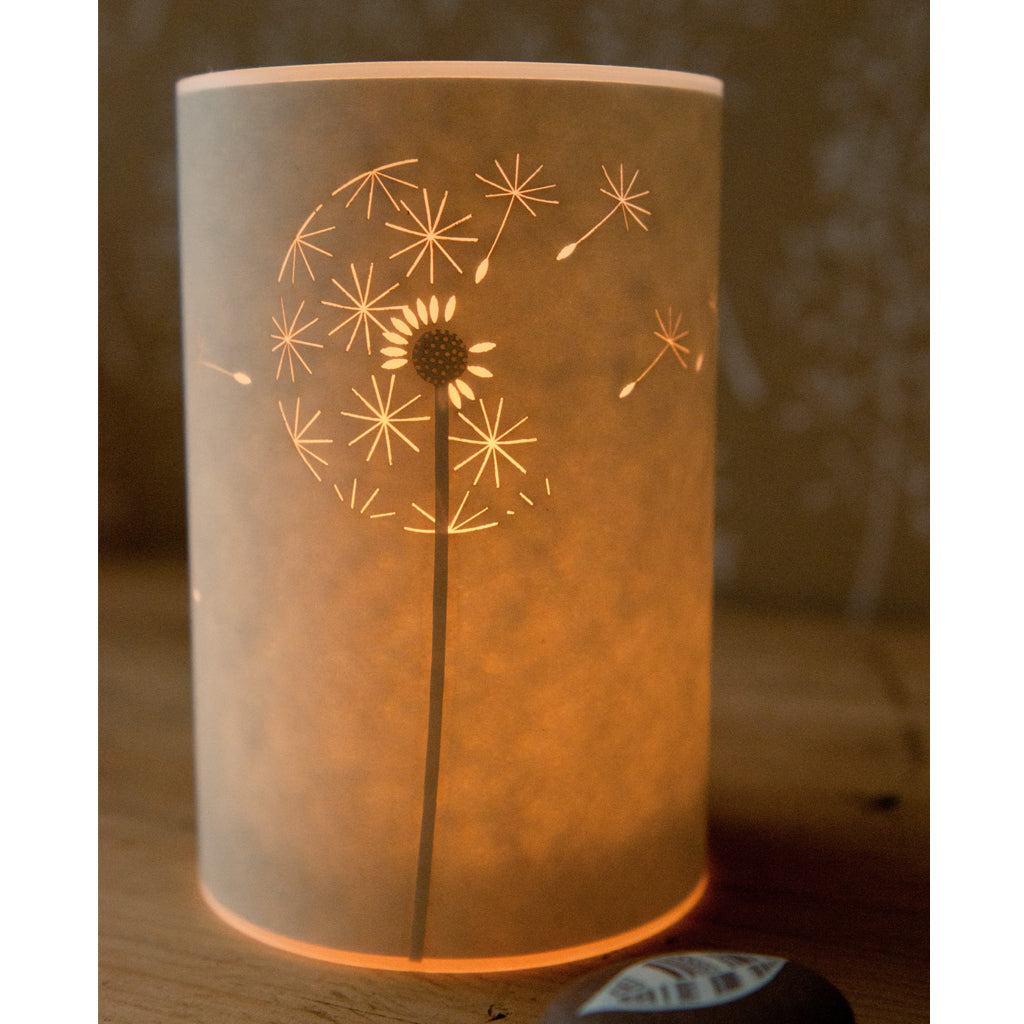 Candle Cover - Dandelion