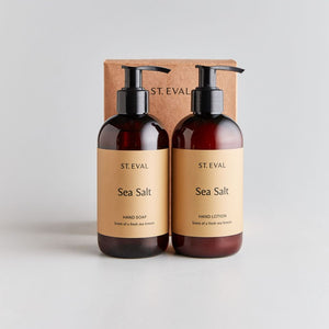 Hand Wash & Lotion Set - Sea Salt