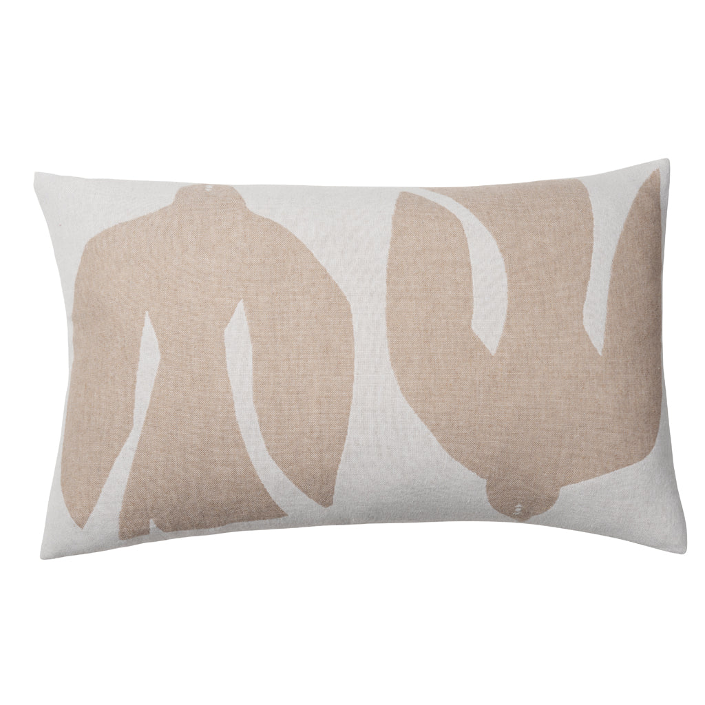 Brita Sweden Early Bird Cushion - Sand