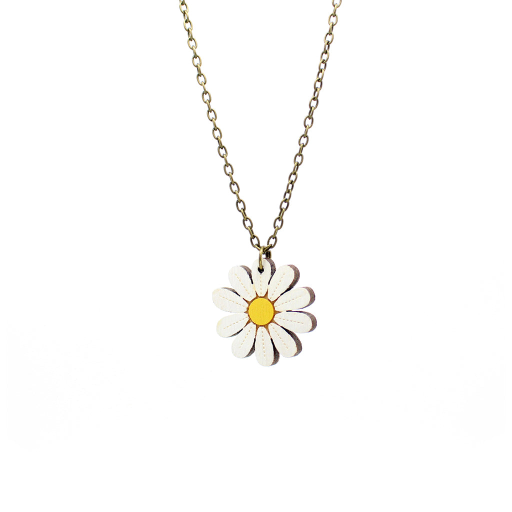 Daisy Necklace by Layla Amber