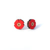 Poppy Stud Earrings by Layla Amber