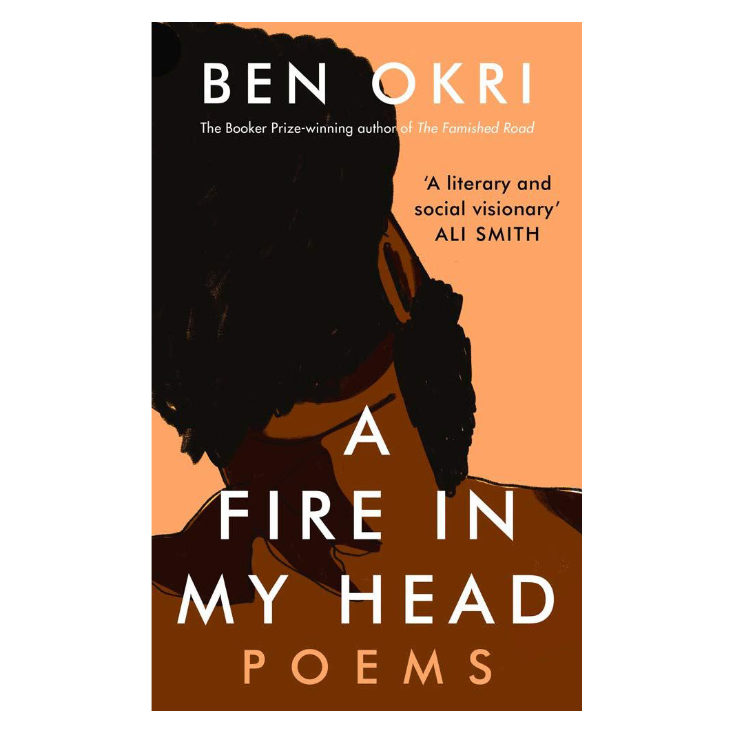 A Fire In My Head (Poems)