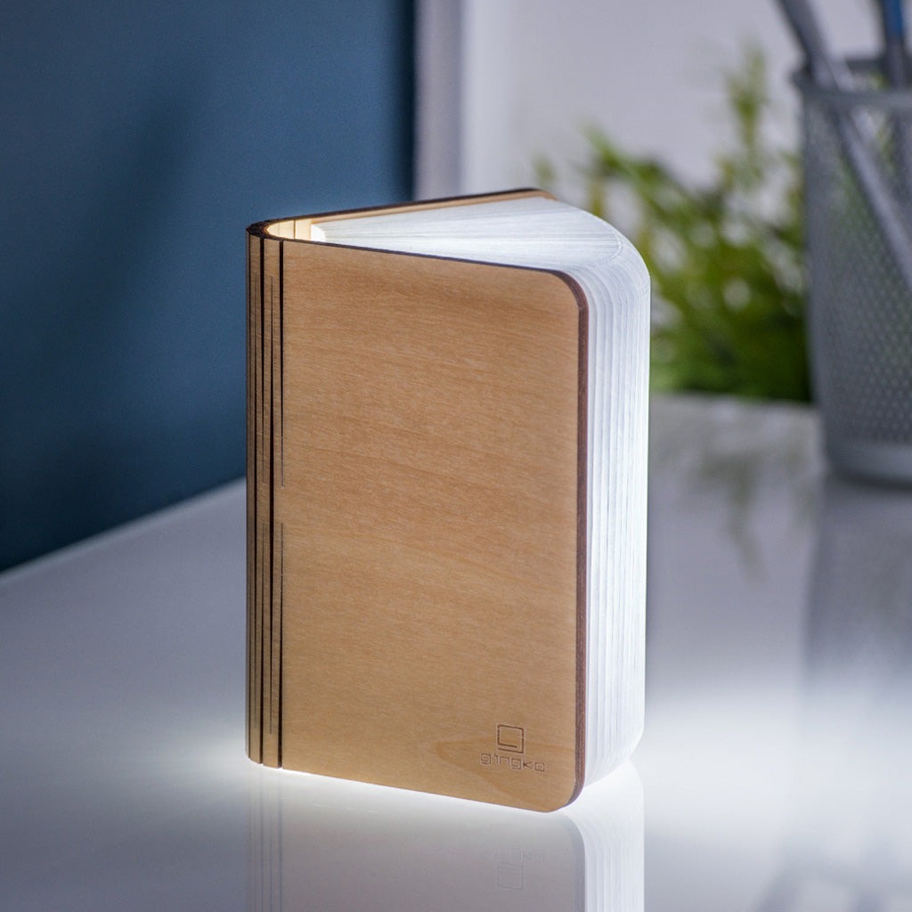 Mini Booklight - Maple