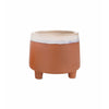Halston Pot with Legs - Small