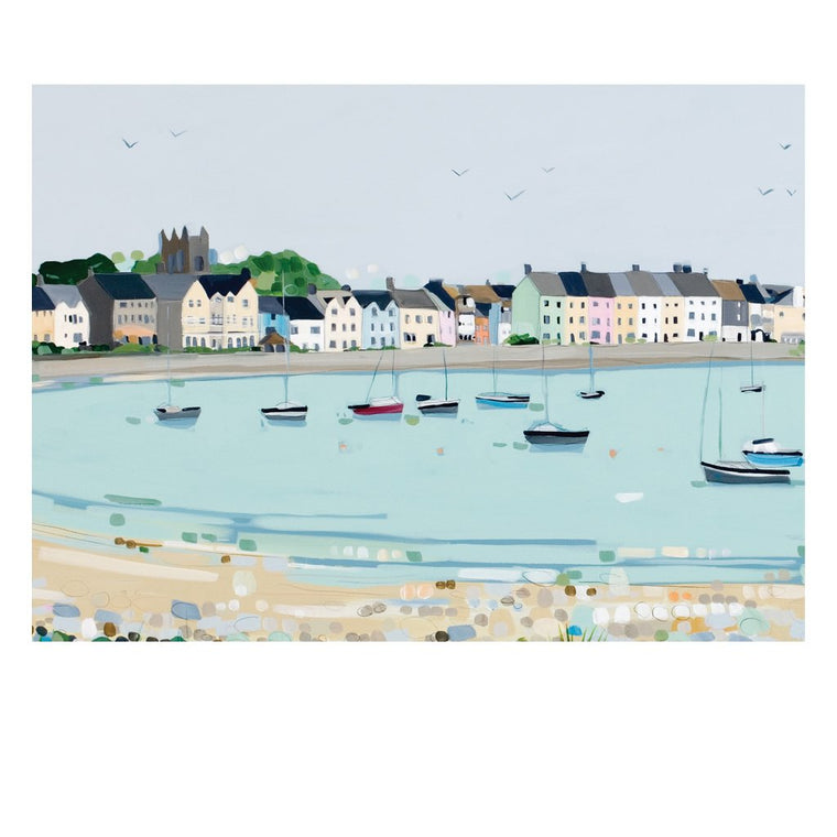 Beaumaris Approach Postcard