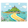 St. Michael's Mount, Cornwall Postcard