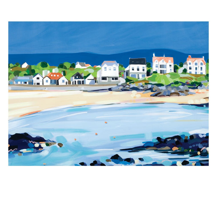 Trearddur Bay Postcard