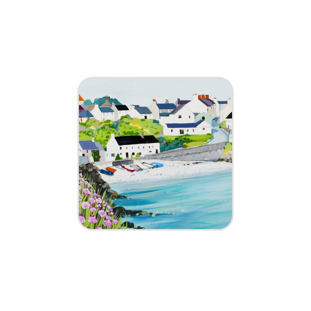 Moelfre Seapinks Coaster