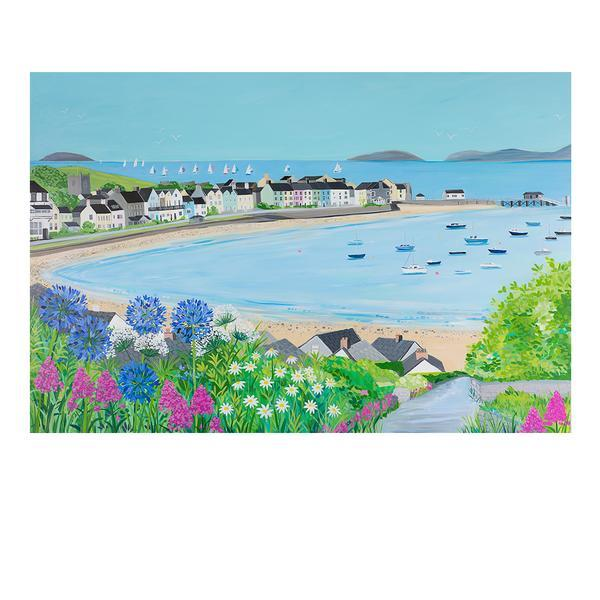 Beaumaris Bay by Janet Bell
