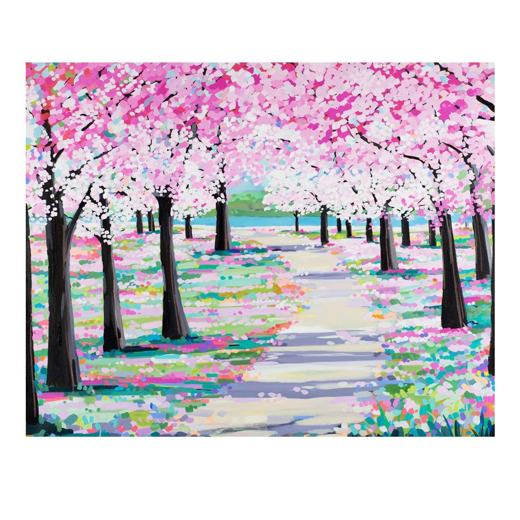 Blossom Path by Janet Bell