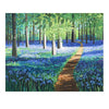 Bluebell Forest by Janet Bell