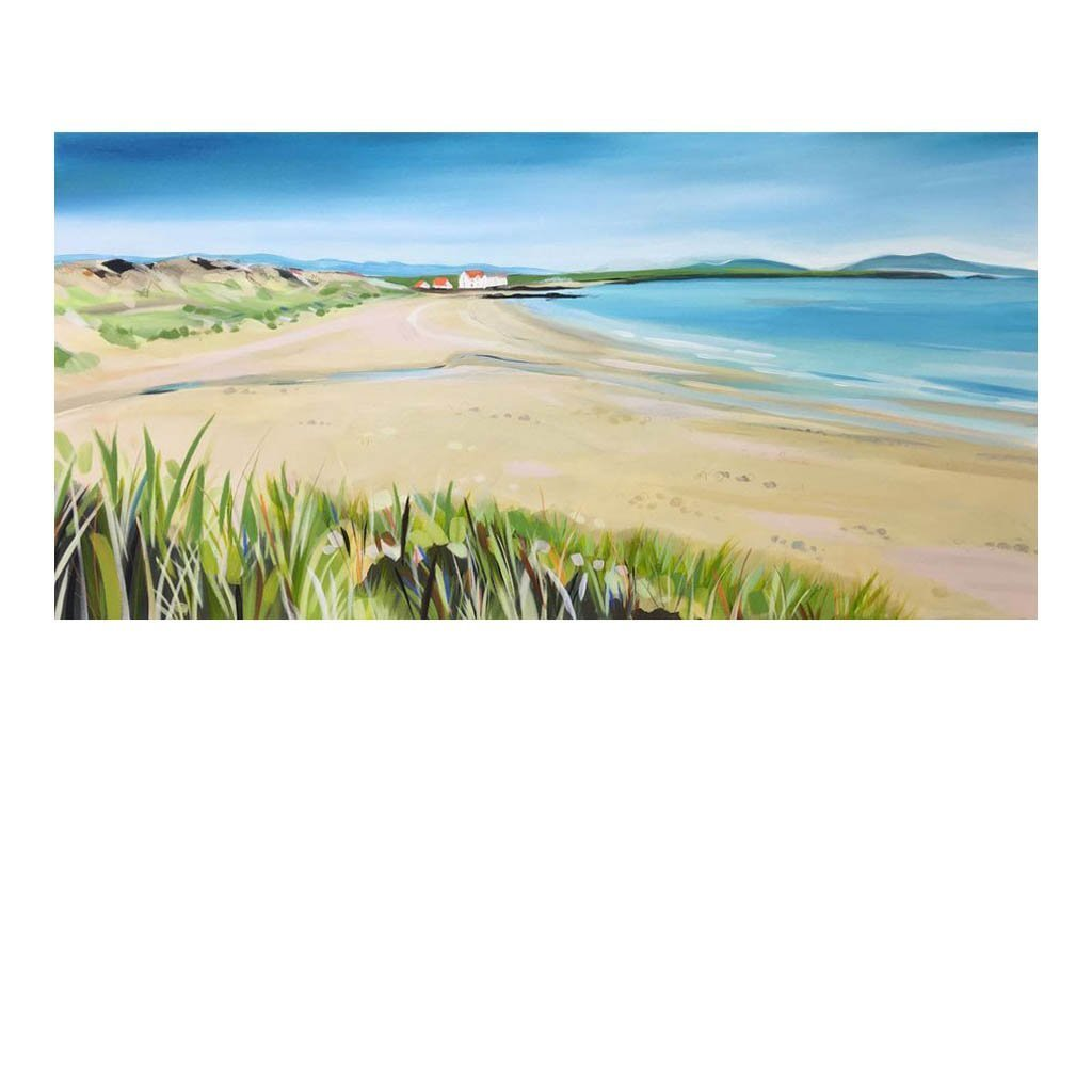 Broad Beach (Limited edition canvas)