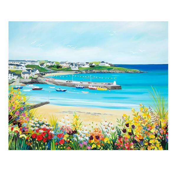 Cemaes Bay (Limited edition canvas)