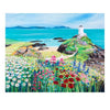 Llanddwyn Flowers (Limited edition canvas)