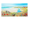 Poppies at Broad Beach (Limited edition canvas)