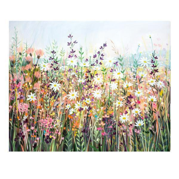 Summer Meadow (Limited edition canvas)