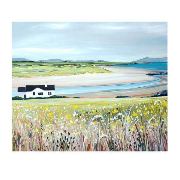 Ty Glan y Mor (Limited edition canvas)
