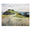Winter at Llanddwyn (Limited edition canvas)