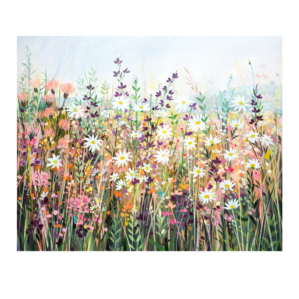 Summer Meadow Original Painting