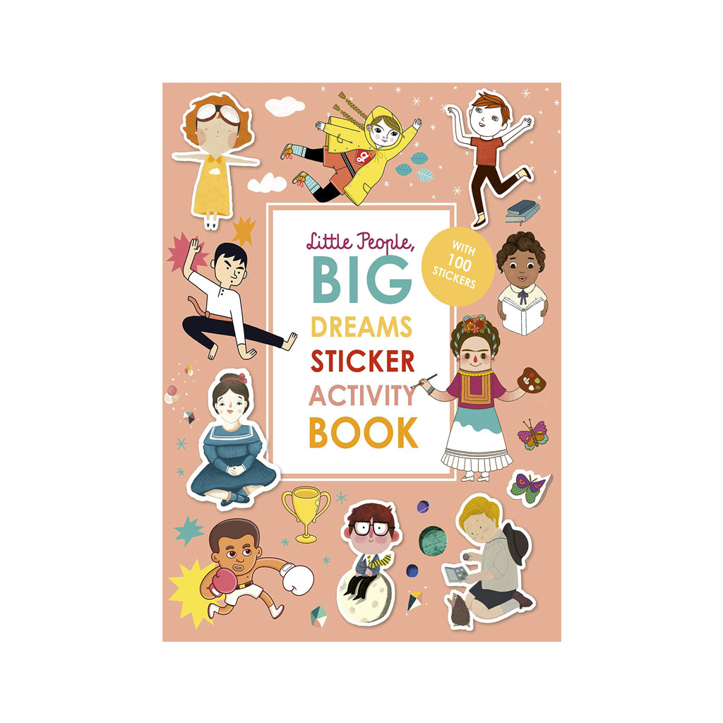 Little People Big Dreams - Sticker Activity Book