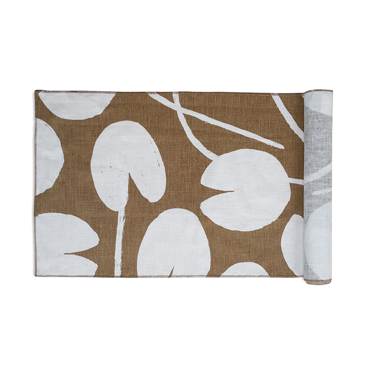 Table Runner - Water Lilies Table Runner