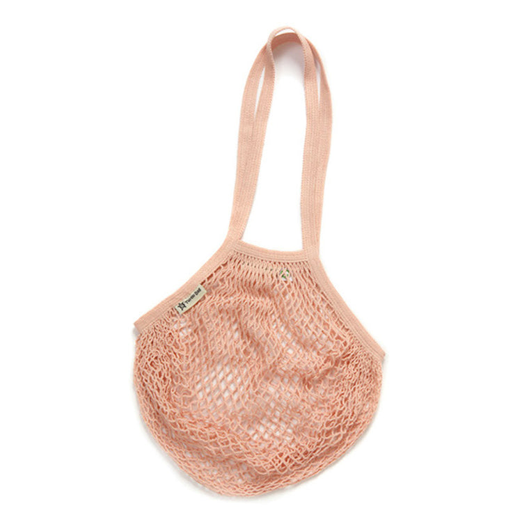 Organic Cotton Long Handled - Blush