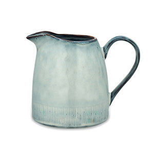 Malia Large Jug - Dusty Blue
