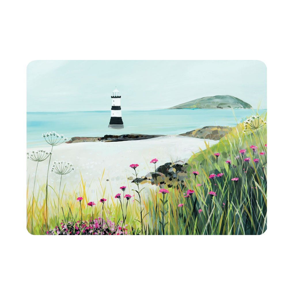Penmon Placemat by Janet Bell