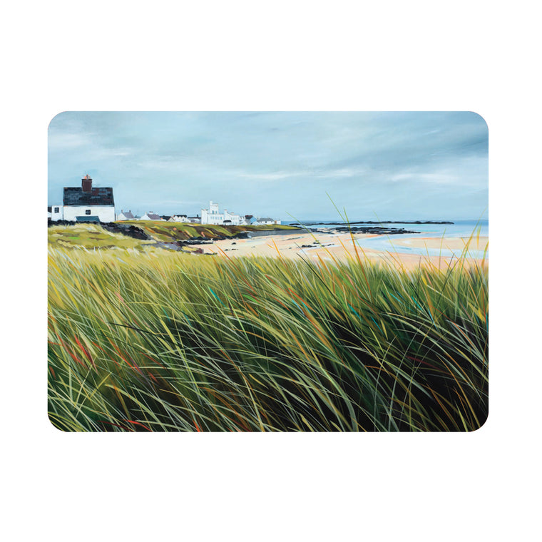Traeth Crigyll - Single Placemat by Janet Bell