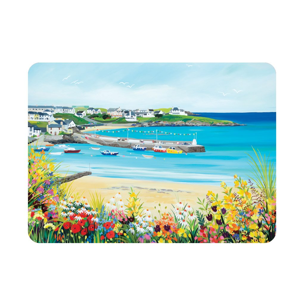 Janet Bell Placemat - Cemaes Bay