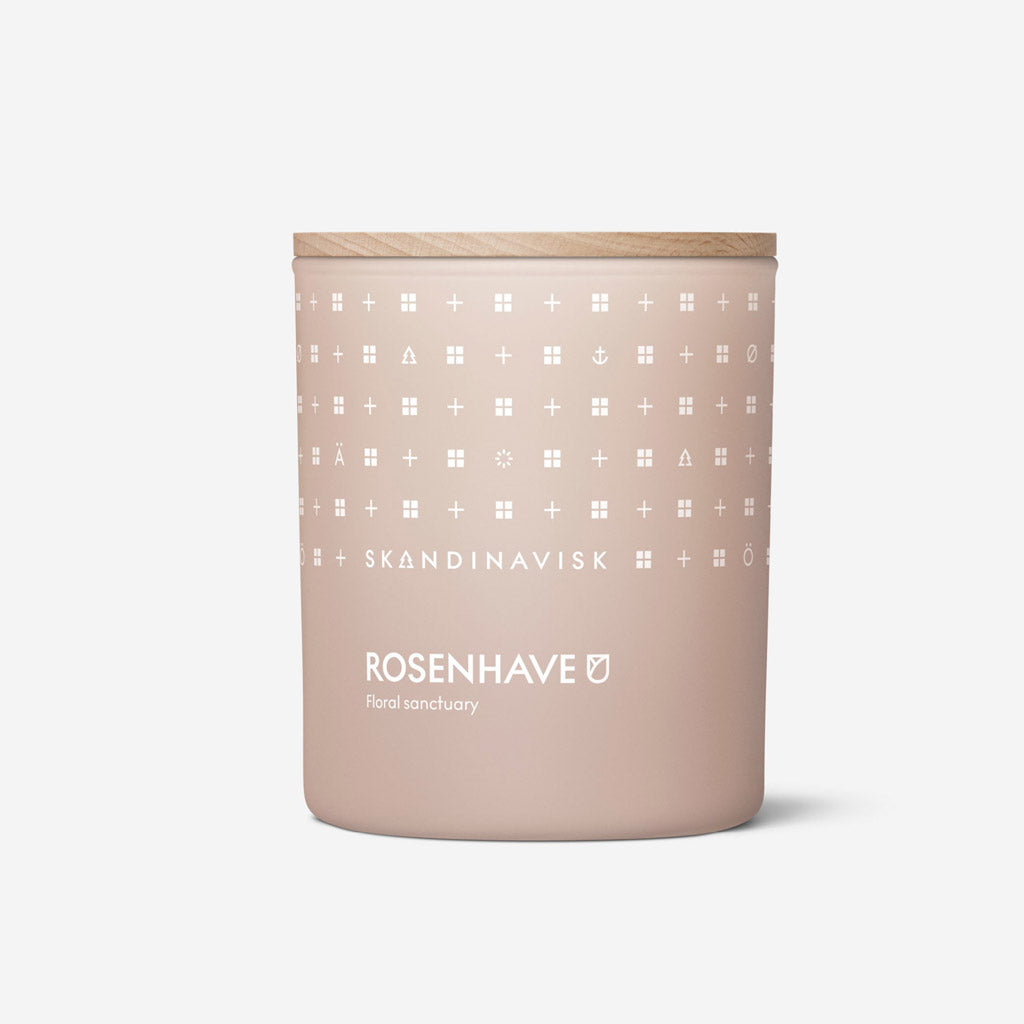 Candle - Rosenhave