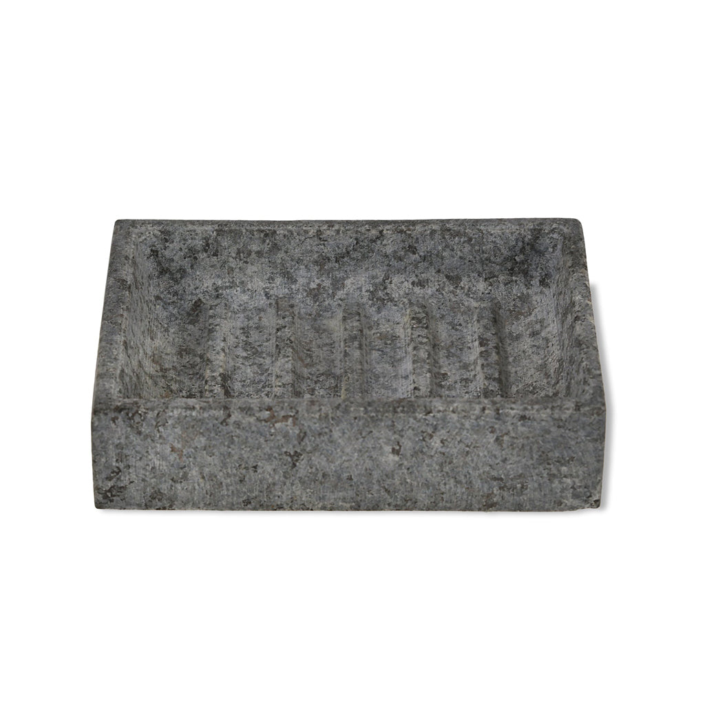 Rectangular Soap Dish - Granite