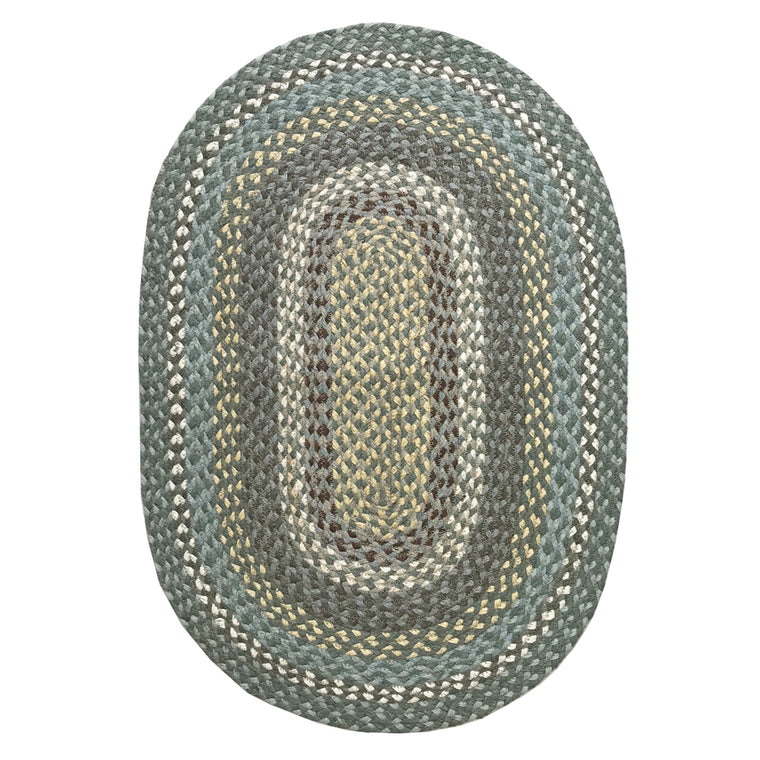 Oval Rug - Sea Spray
