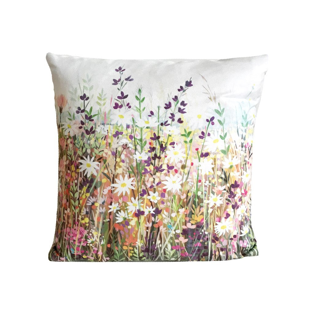 Janet Bell Cushion - Summr Meadow