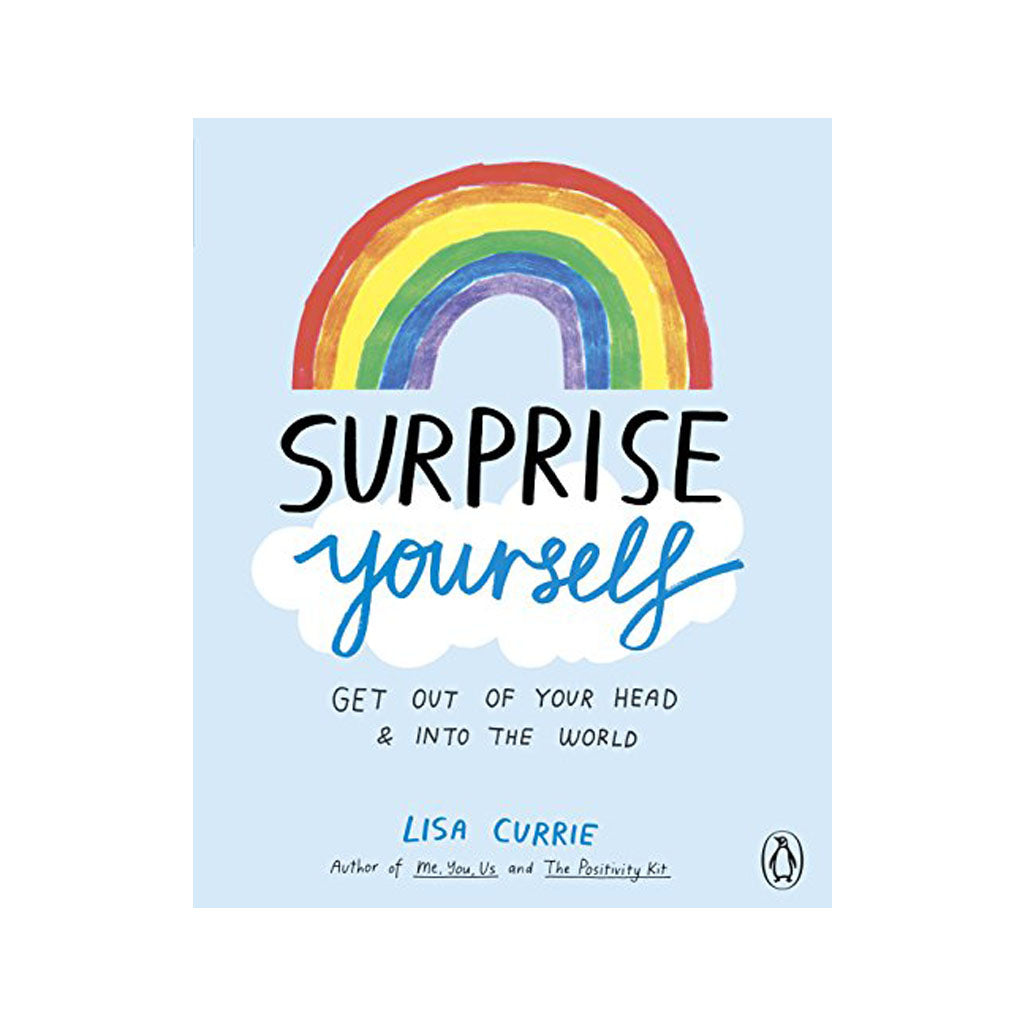 Surprise Yourself Journal