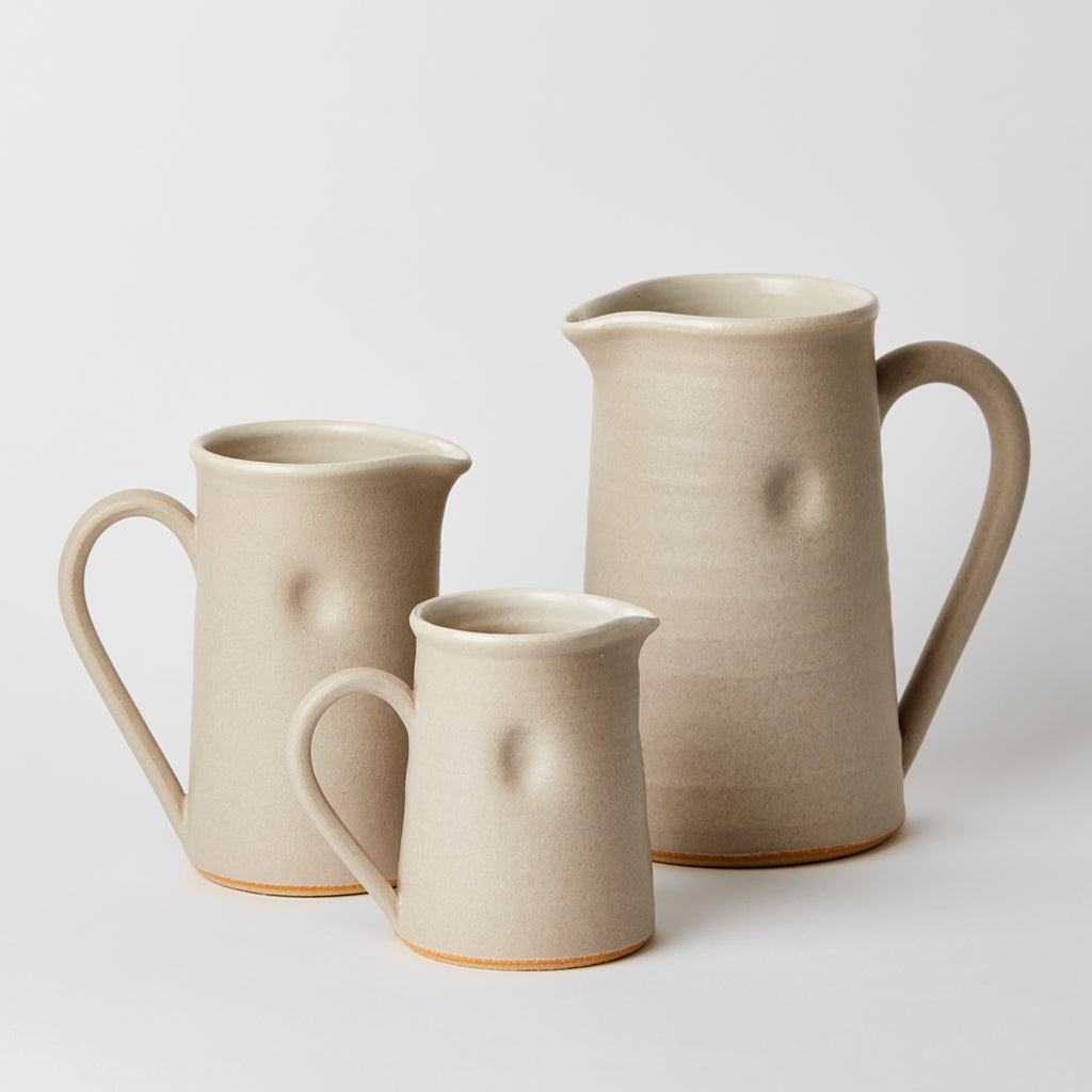 Jug - Light Grey