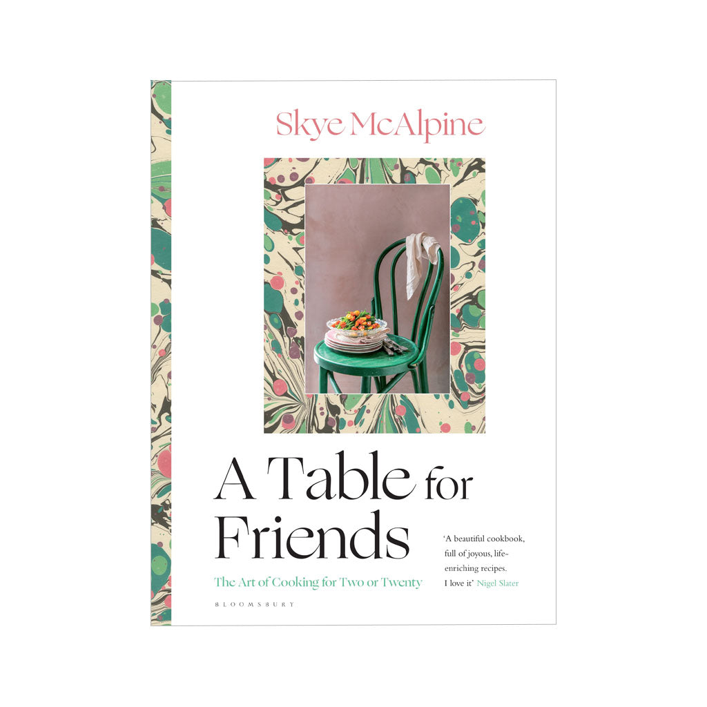 A Table For Friends