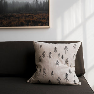 Cushion - Embroidered Tall