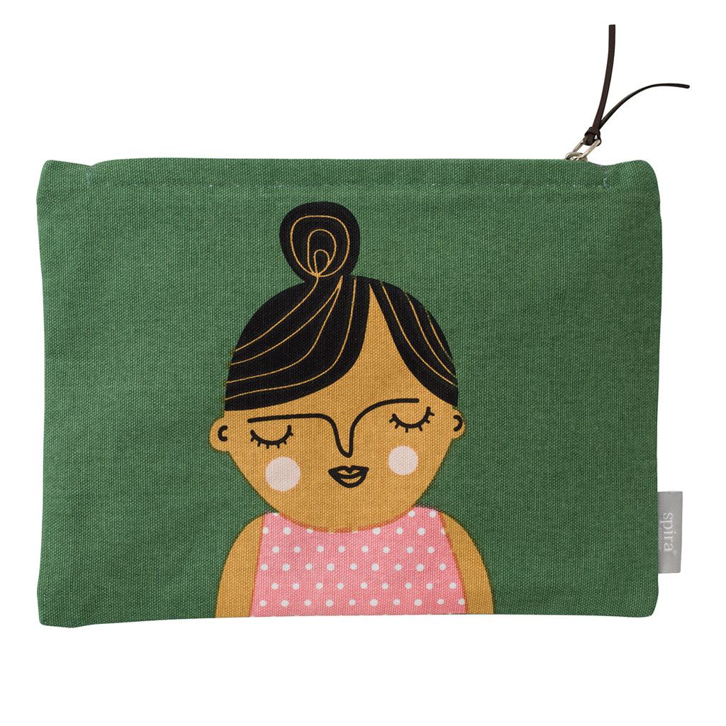 Toiletry Bag - Esmerelda