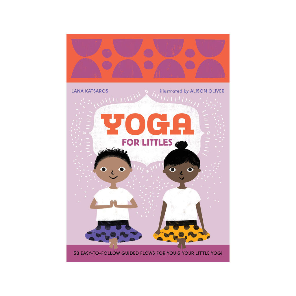 Yoga For Littles Cards