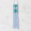 Melako Necklace Light Blue & Turquoise