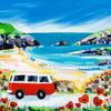 Daytrip (to Trearddur) by Janet Bell