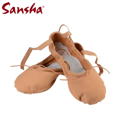 Sansha Stretch-One Ballet Shoe