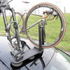 Seasucker add-on frontwheel holder